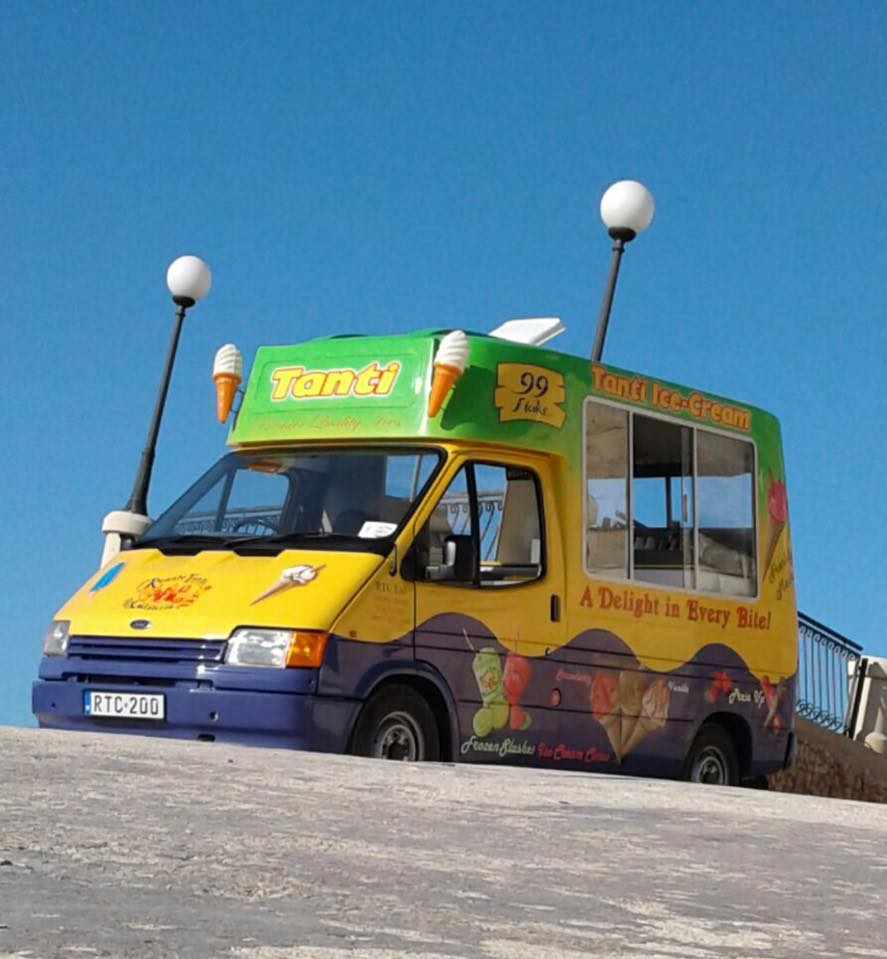 Tanti Ice Cream Van